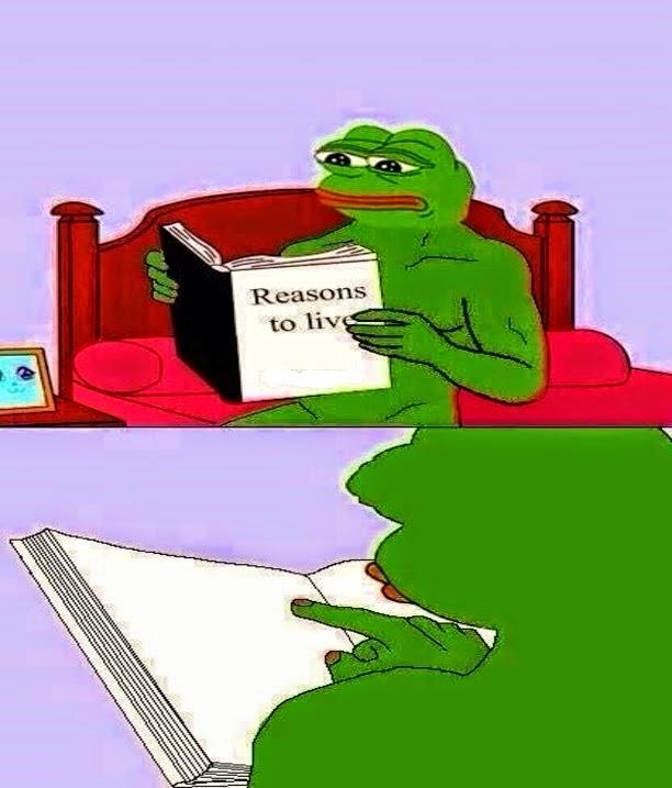 Pin Pepe Frog Meme 612x717