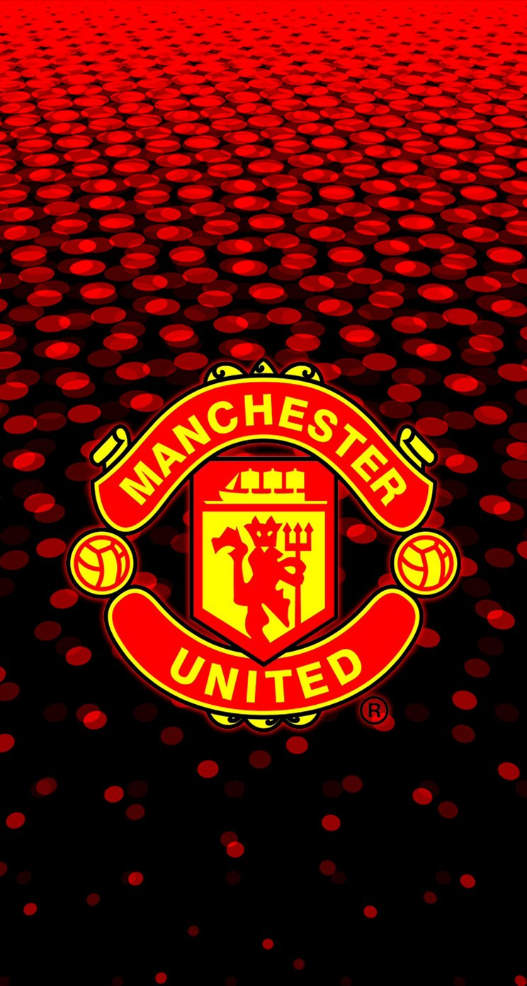 Hd wallpaper for iphone 5s - Manchester United