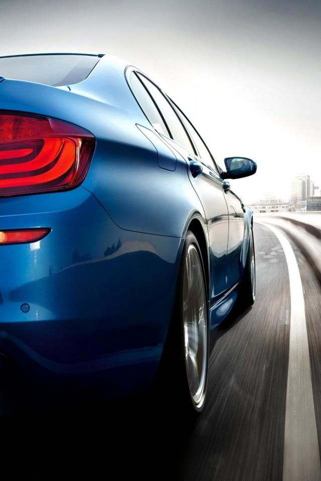 BMW M5 Sports Car Mobile Wallpaper   Mobiles Wall 640x960