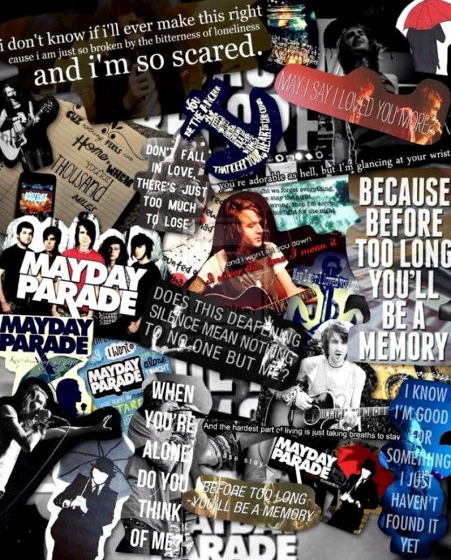 Mayday Parade Wallpapers Wallpapers 1080p 644x800