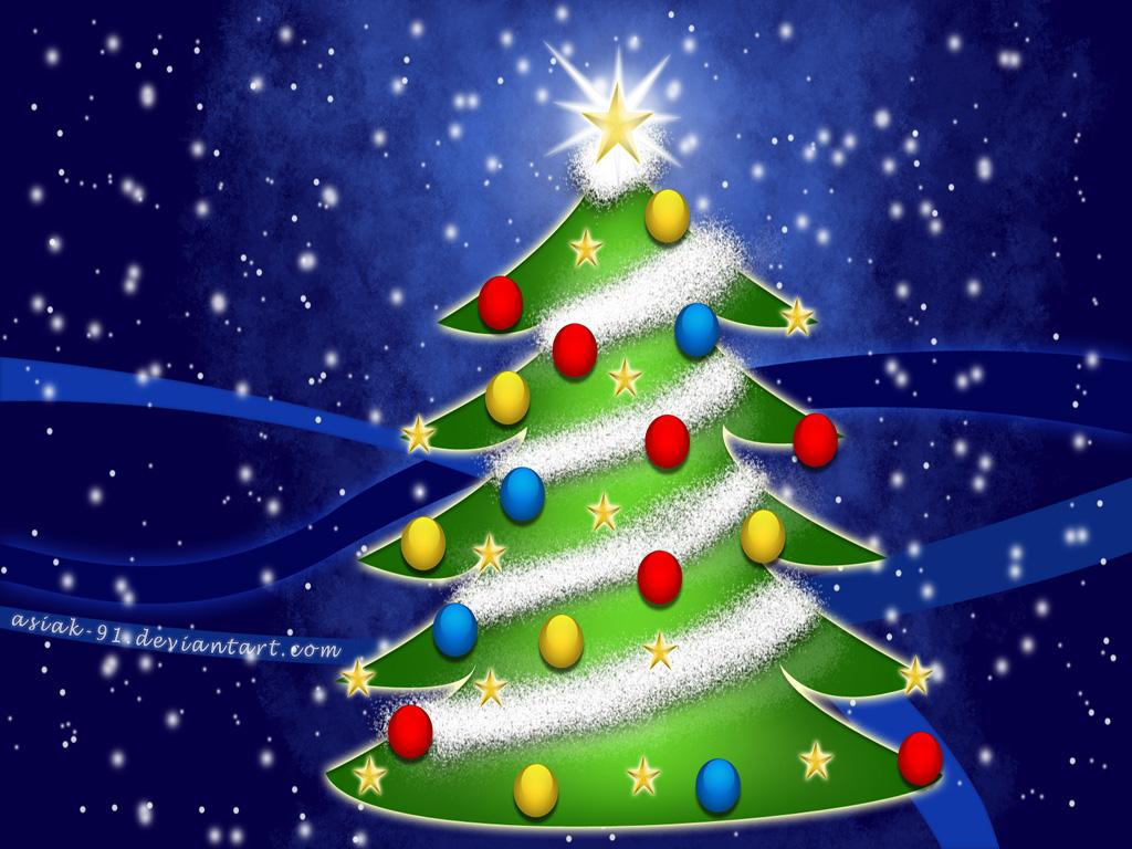 78 Christmas Tree Wallpaper Free On Wallpapersafari