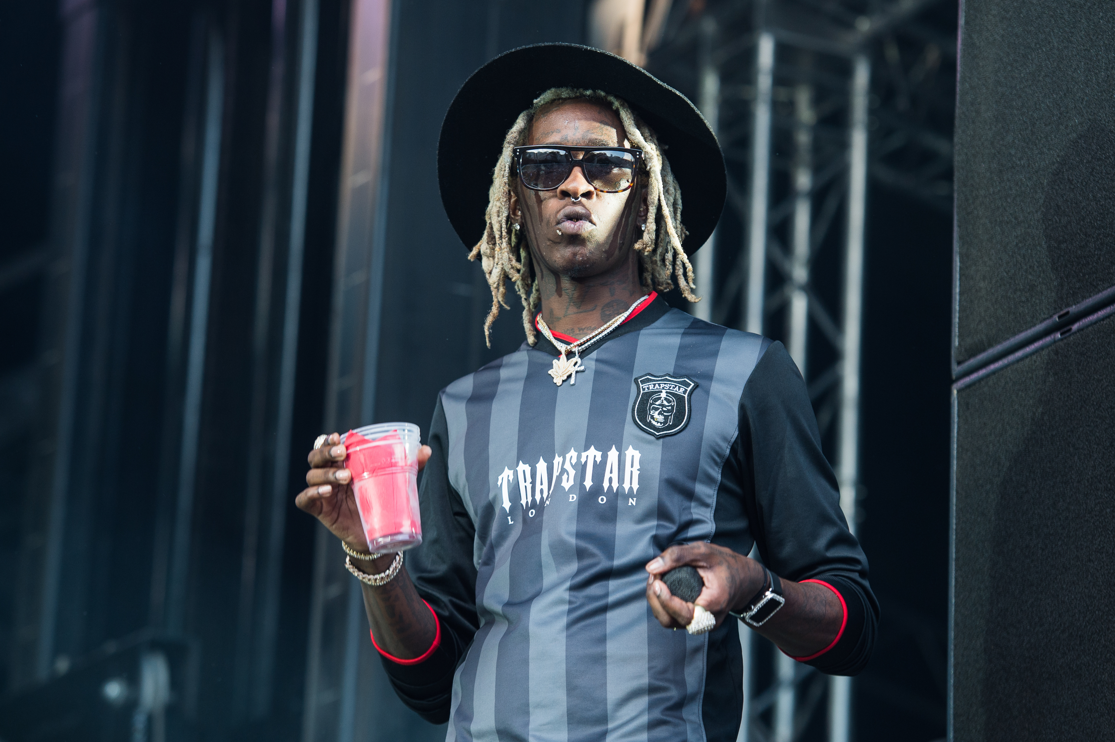 Young Thug Wallpapers Images Photos Pictures Backgrounds 3855x2566