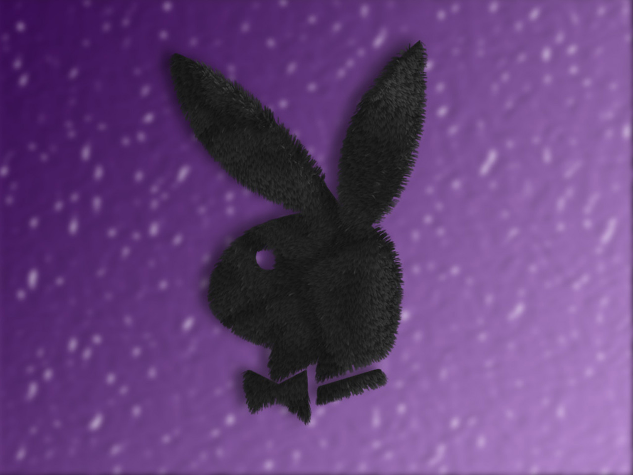 Playboy Fur Logo Wallpaper Customity 1280x960