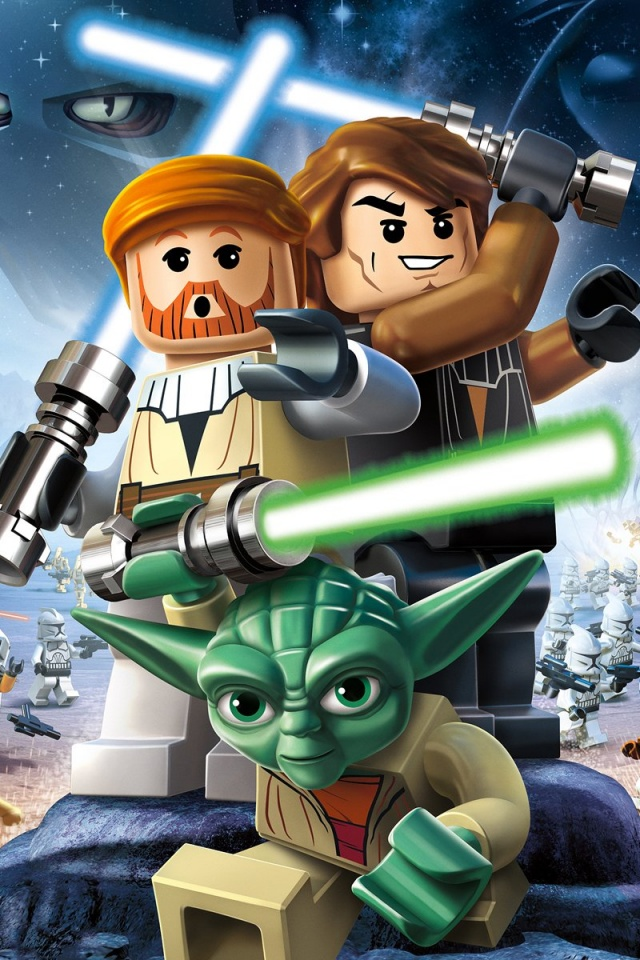 Iphone 6 Lego Star Wars Wallpaper