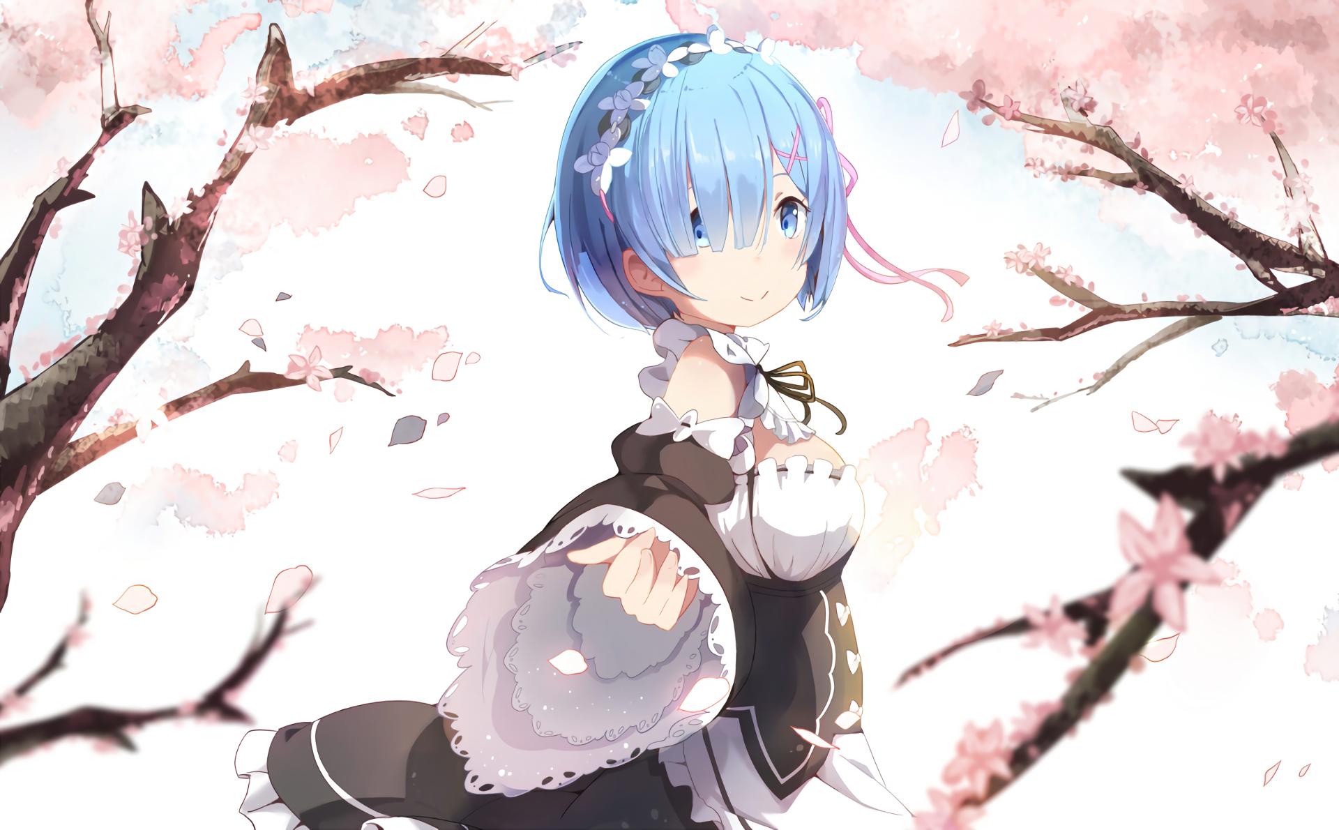 31 Rezero Wallpapers On Wallpapersafari