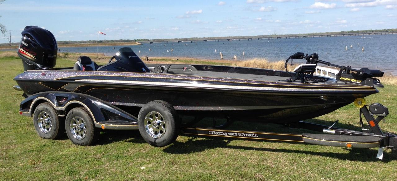 Wallpaper Ranger Bass Fishing Boats 1280x584