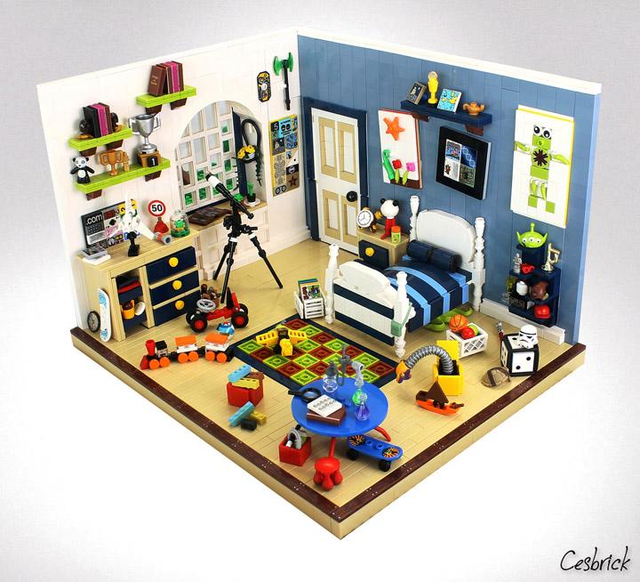 Lego Kids Room Full Of Toys Stuff And Fun 720x654
