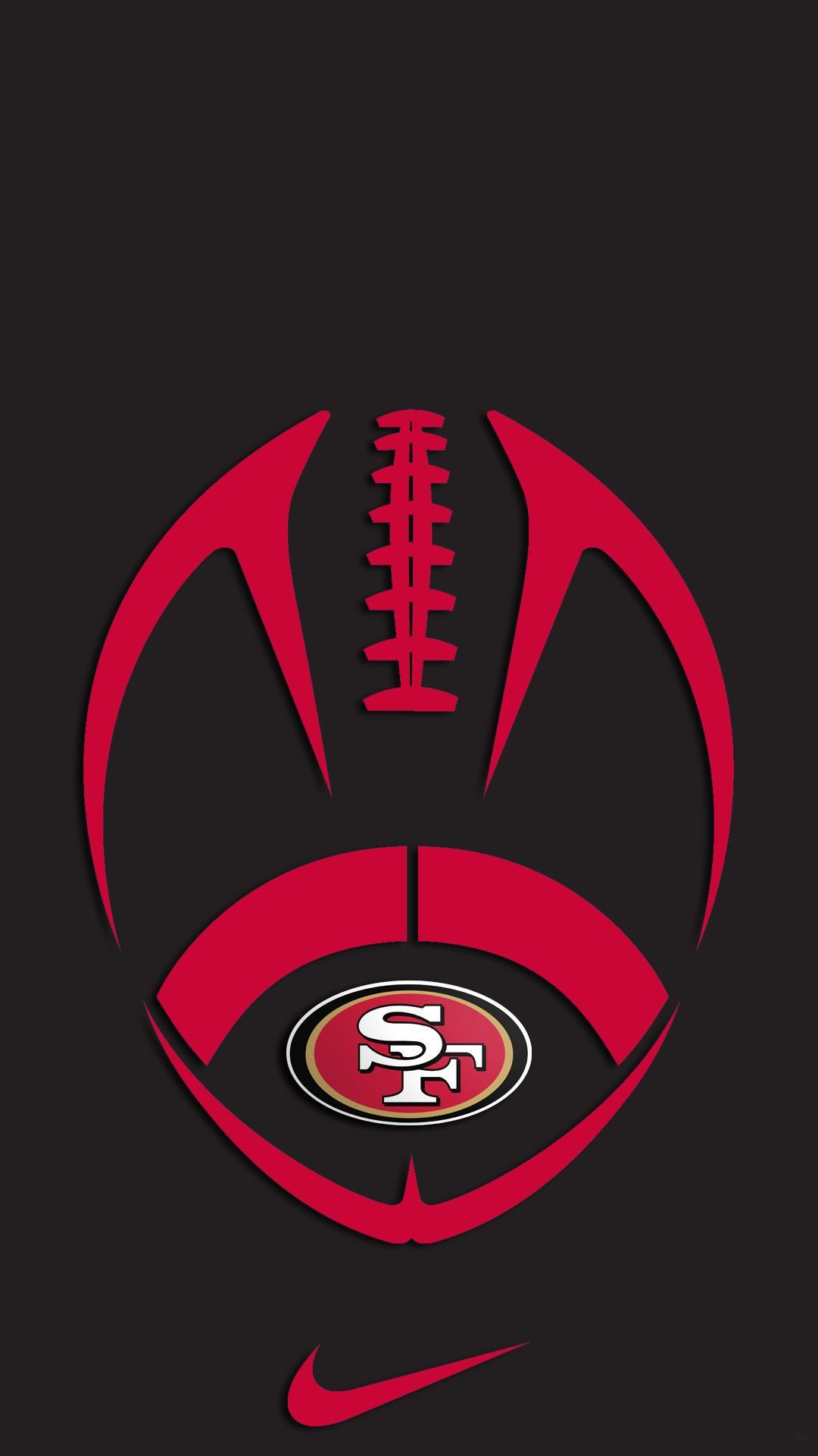 San Francisco 49ers Wallpaper Iphone Motorcycles in 2020 San 1080x1920