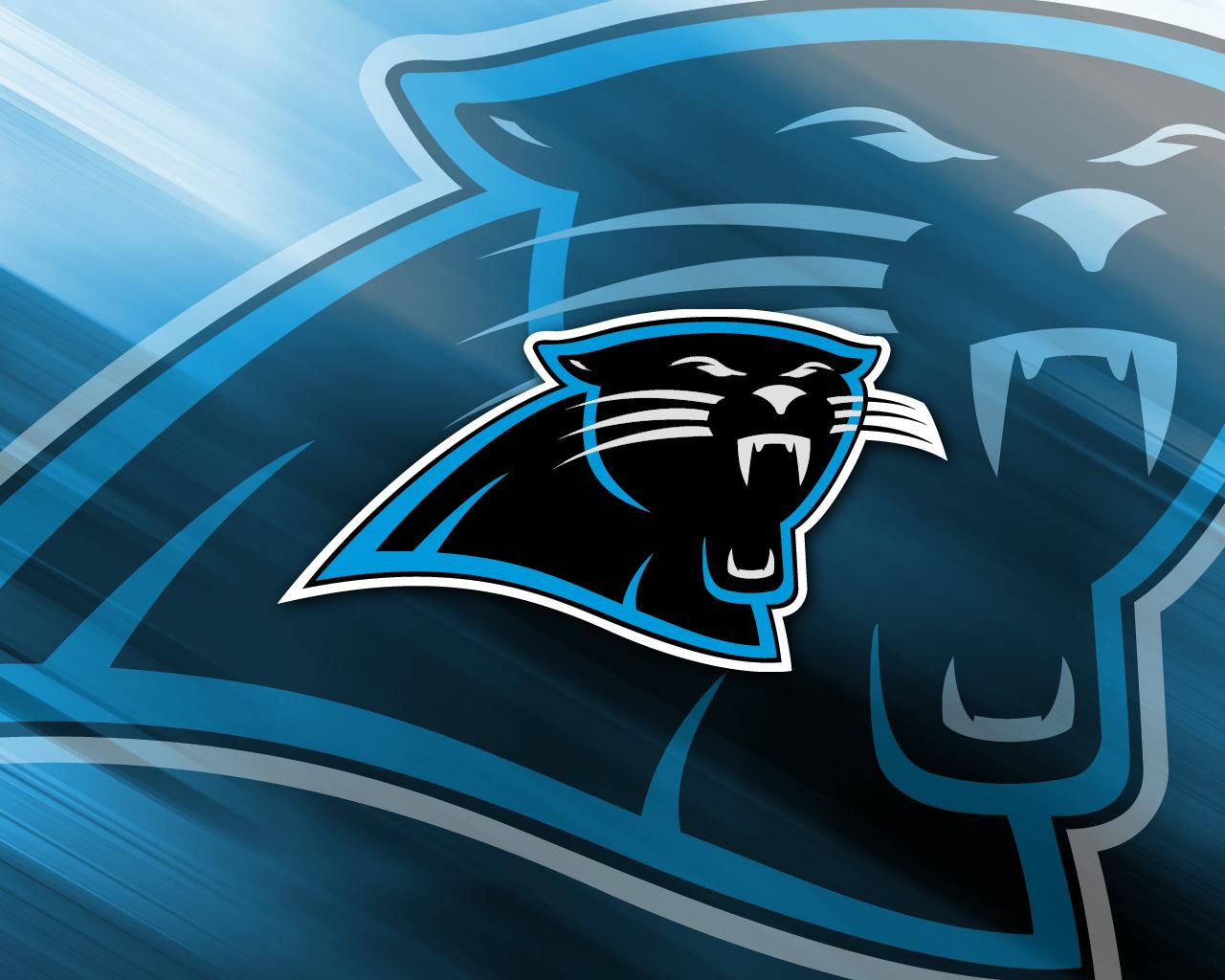 Download Carolina Panthers wallpaper carolina panthers logo 1280x1024