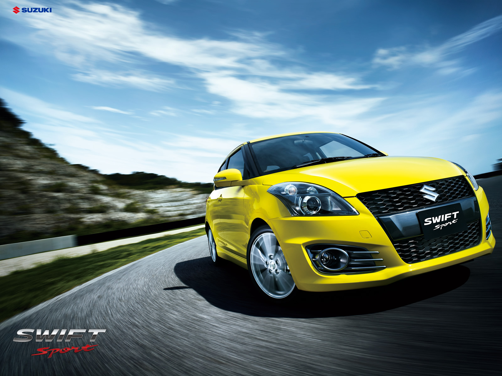 Suzuki Swift Wallpapers OMBF97Q 43552 Kb WallpapersExpertcom 1600x1200