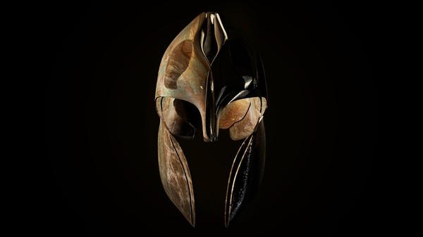 3d spartan helmet   Spartan Helmet HD by jwpro 600x337