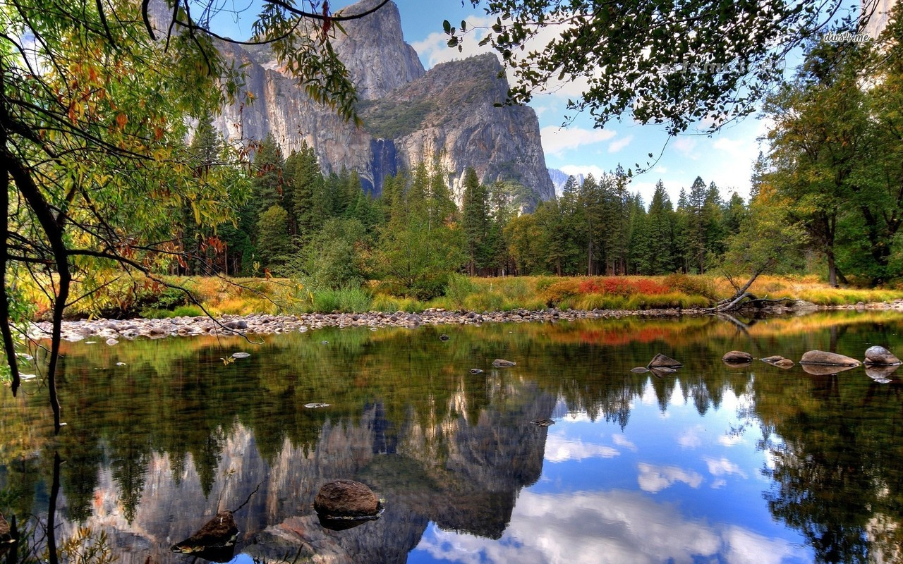 Yosemite National Park wallpaper   Nature wallpapers   18340 1280x800
