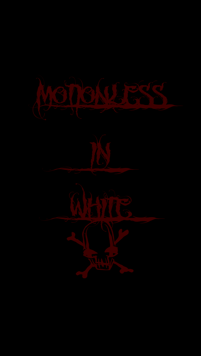 Motionless In White Iphone Wallpaper 640x1136