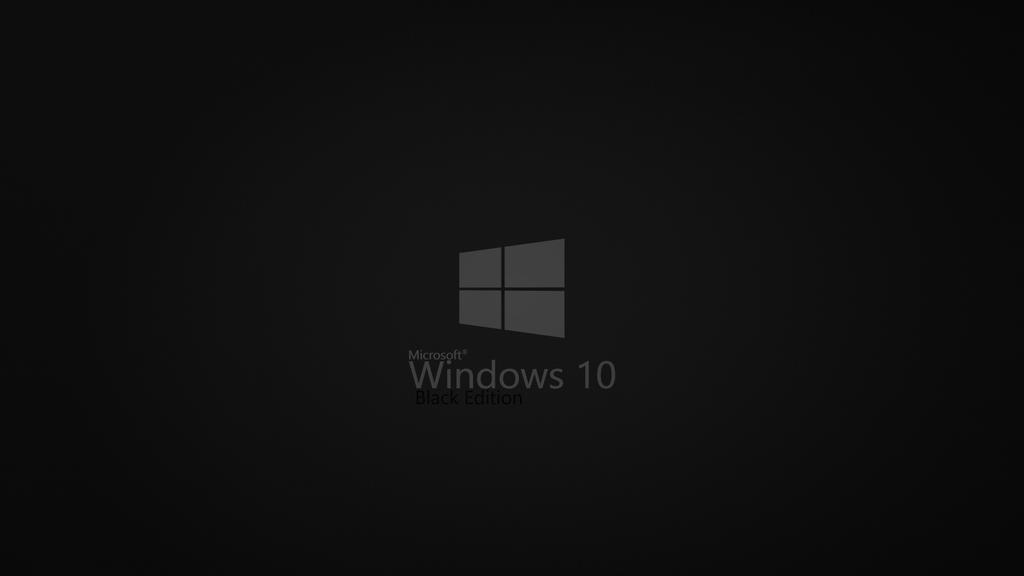 48 Dark Windows 10 Wallpaper On Wallpapersafari