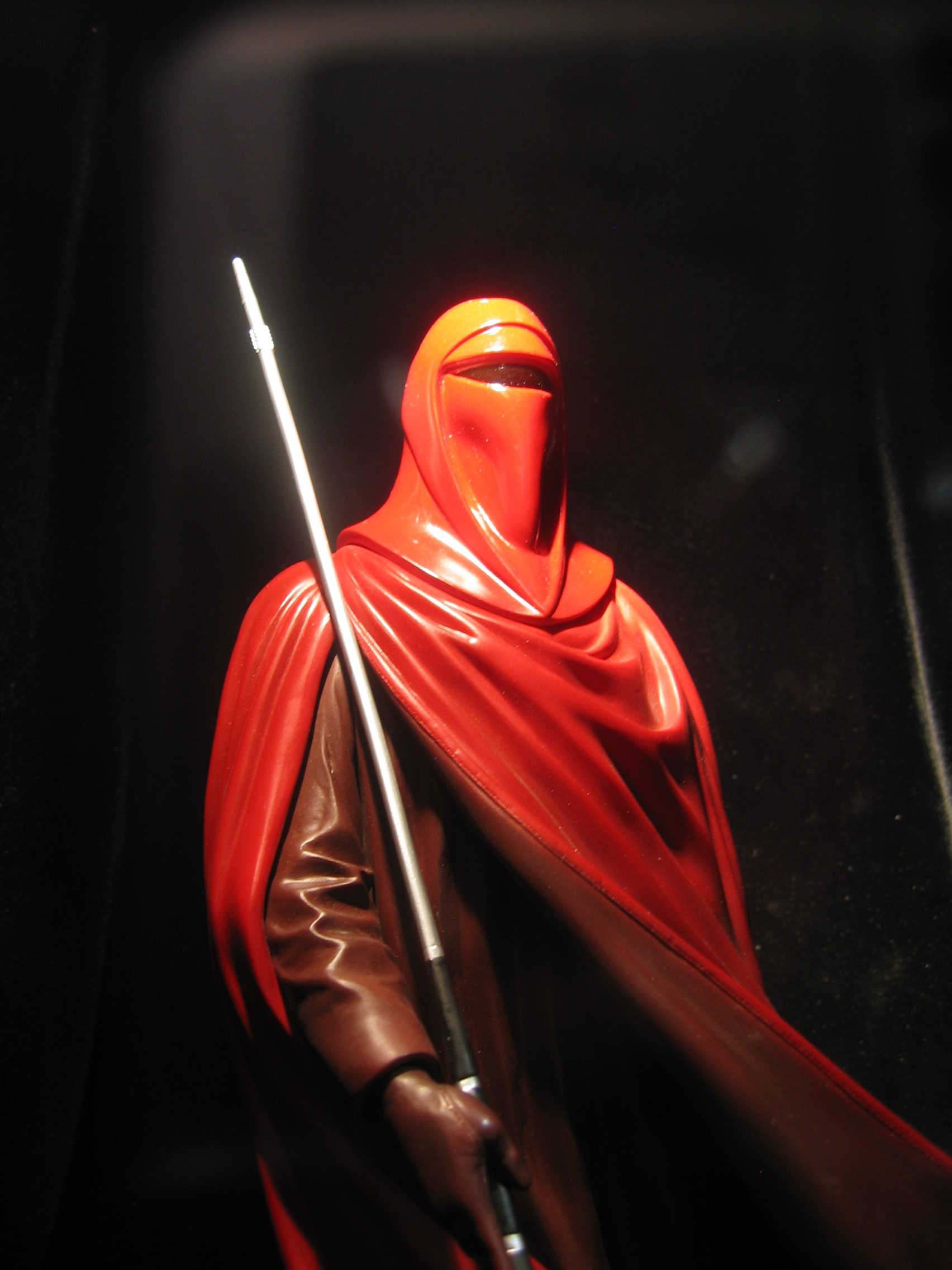 Star Wars Imperial Guard Wallpaper Imperial royal guard statue by 1704x2272