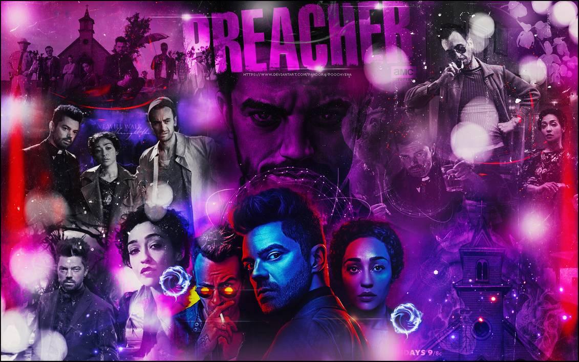 Preacher Wallpaper by Pandora Poochyena 1131x707