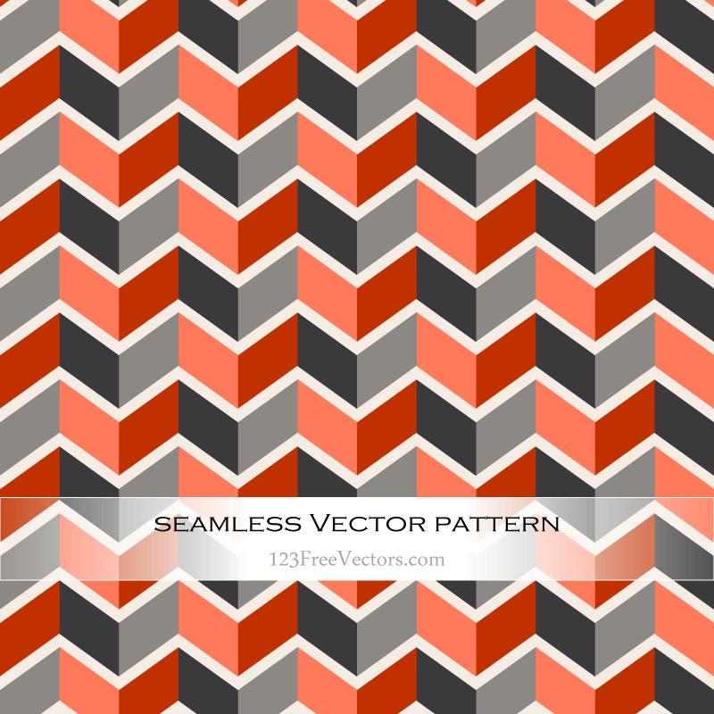 Colorful Zigzag Pattern Wallpaper Download Vector Art 800x800