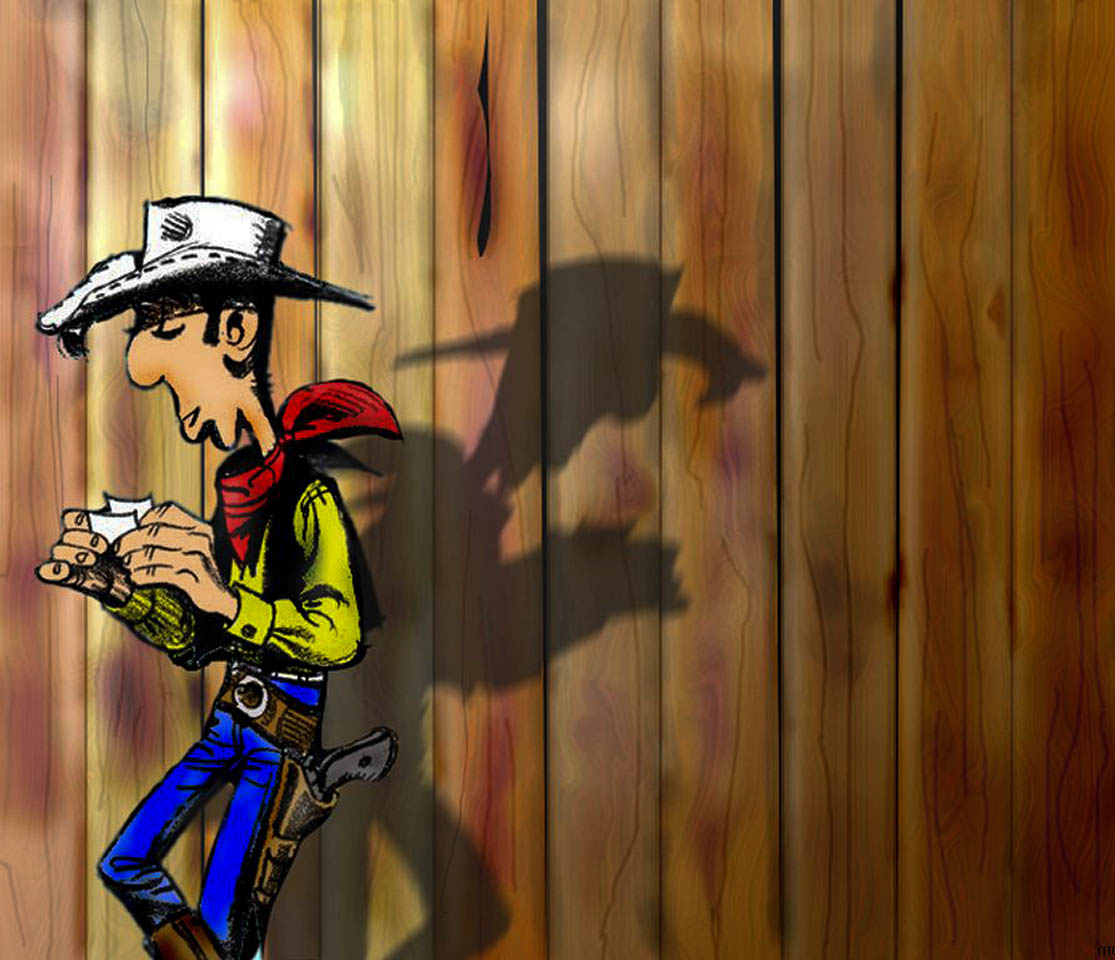 97 Lucky Luke Wallpapers On Wallpapersafari