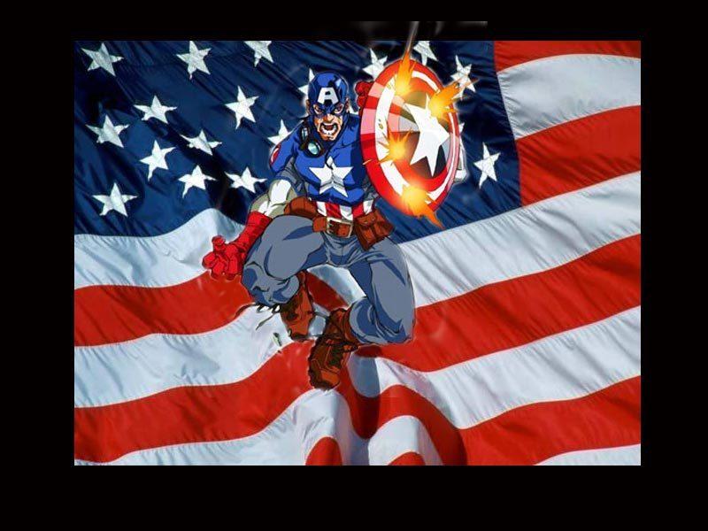 Captain America   Marvel Comics Wallpaper 3979590 800x600