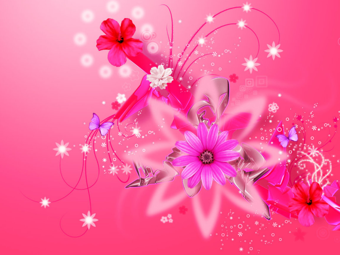 Cute Pink Wallpapers For Girls Wallpapersafari