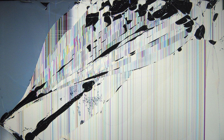 Wallpaper broken screen   SF Wallpaper 1440x900