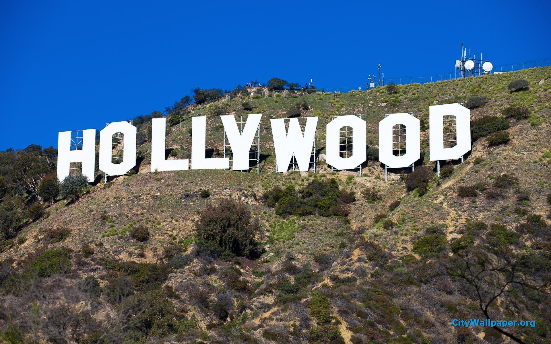 Hollywood Sign Wallpapers   Top Hollywood Sign Backgrounds 1920x1200
