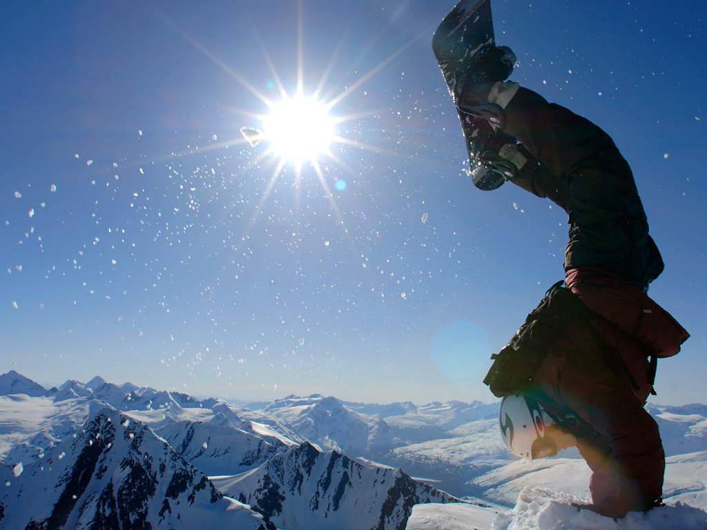 extreme snowboarding wallpapers - photo #21