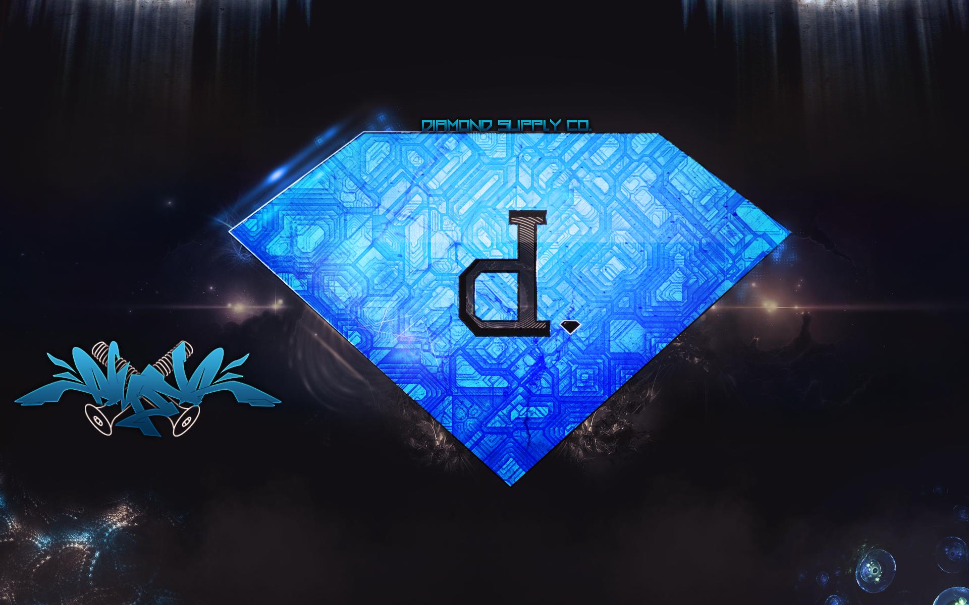 Diamond Supply Co Wallpaper by FlowDesiigns 1920x1200