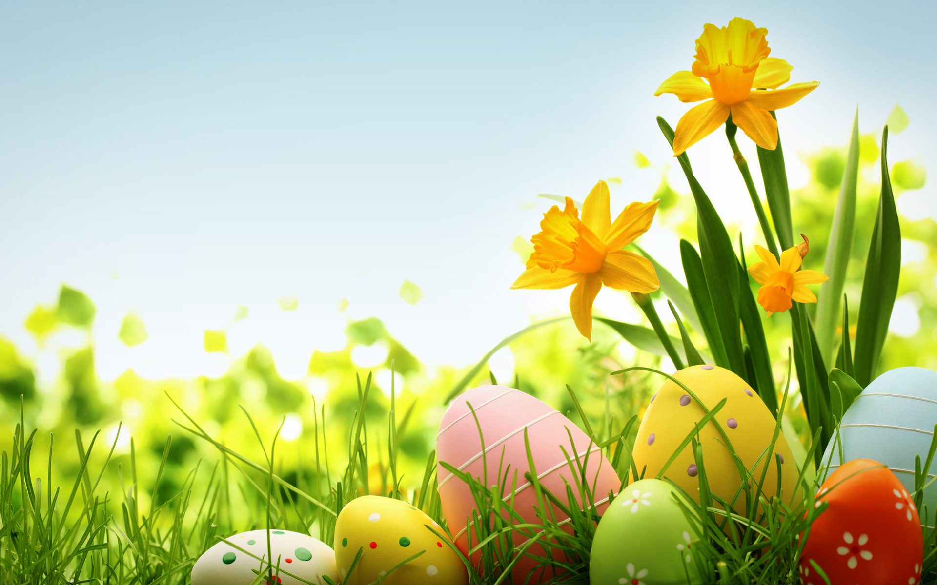 Top 10 Easter Wallpapers And Theme For Windows 10 All For Windows 10 1920x1200