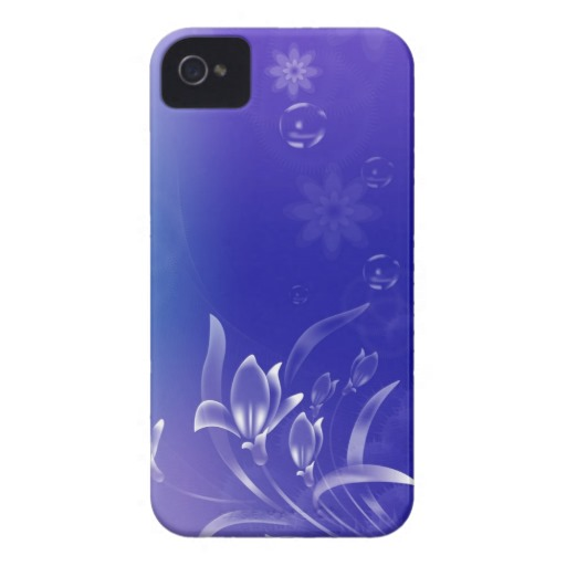 flower phone case bubble abstract art wallpaper co Zazzle 512x512