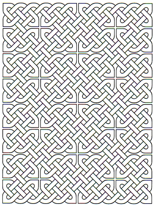 simple celtic designs - 498×666