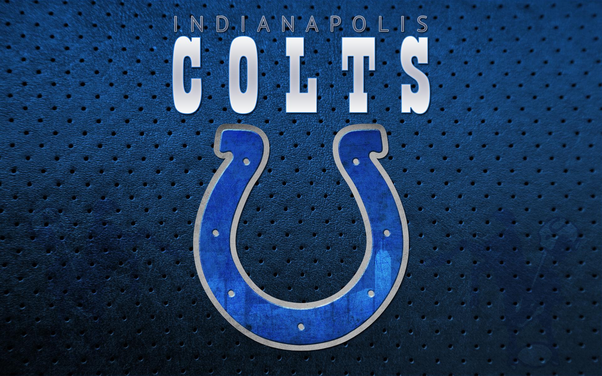 Indianapolis Colts Logo Wallpaper 1920x1200