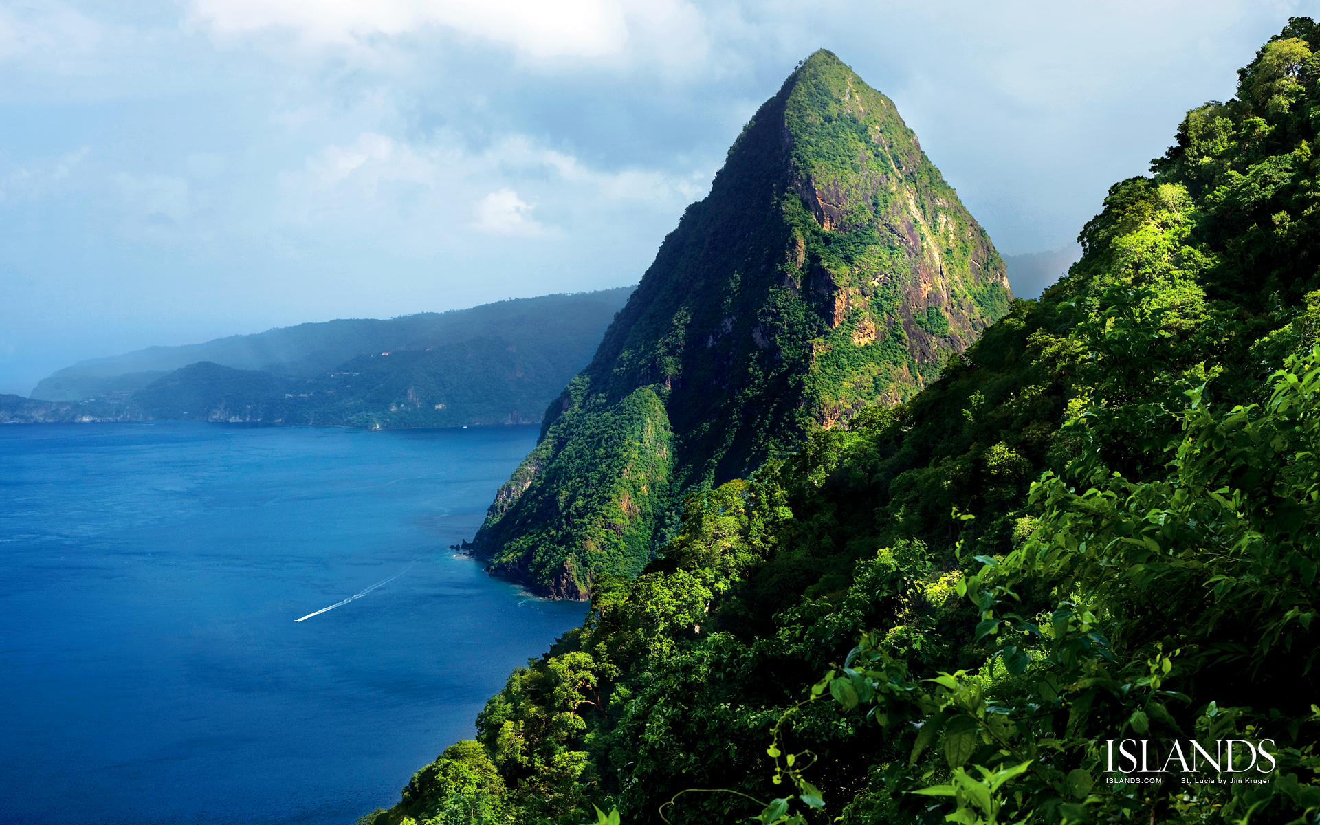 St Lucia wallpaper 122178 1920x1200