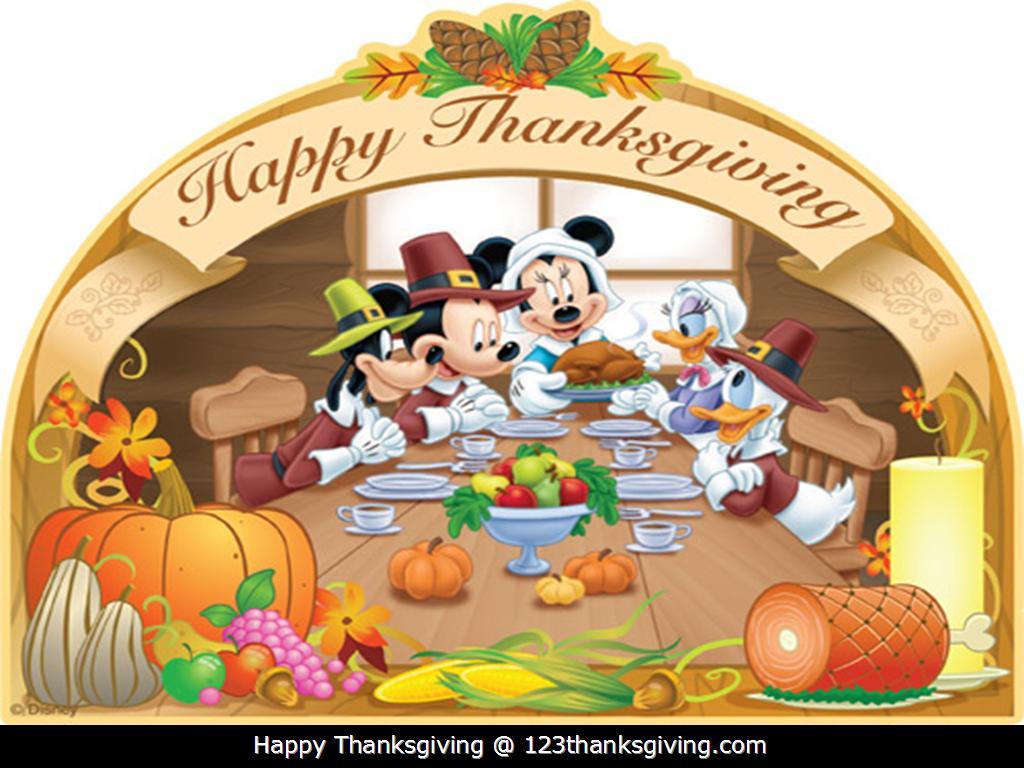 Thanksgiving Day Holiday Wallpaper Computer Desktop Wallpaper 1024x768