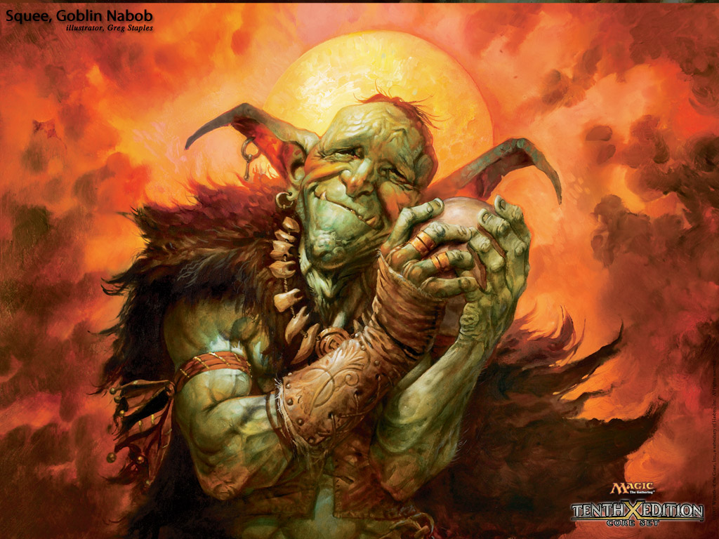 Free Download Magic The Gathering Wallpaper Goblin Game Hd