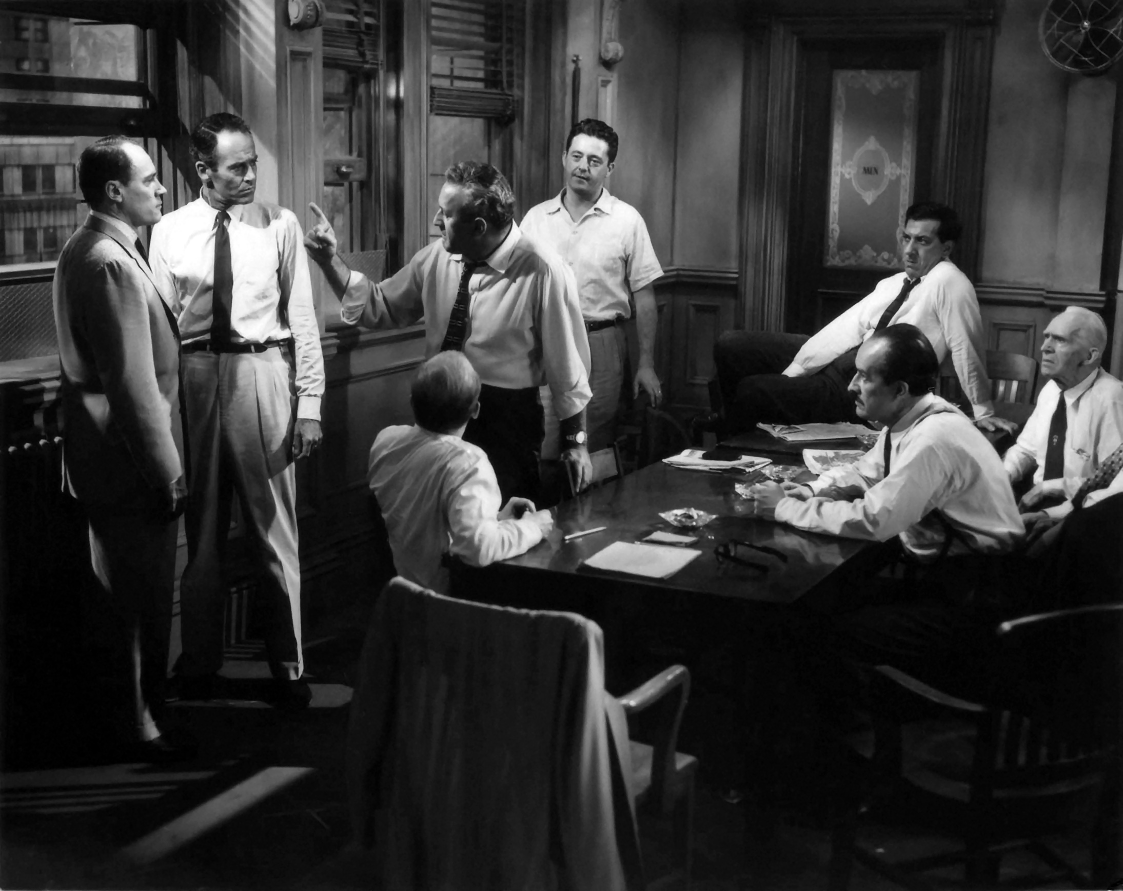 12 Angry men HD Windows Wallpapers 2189x1736