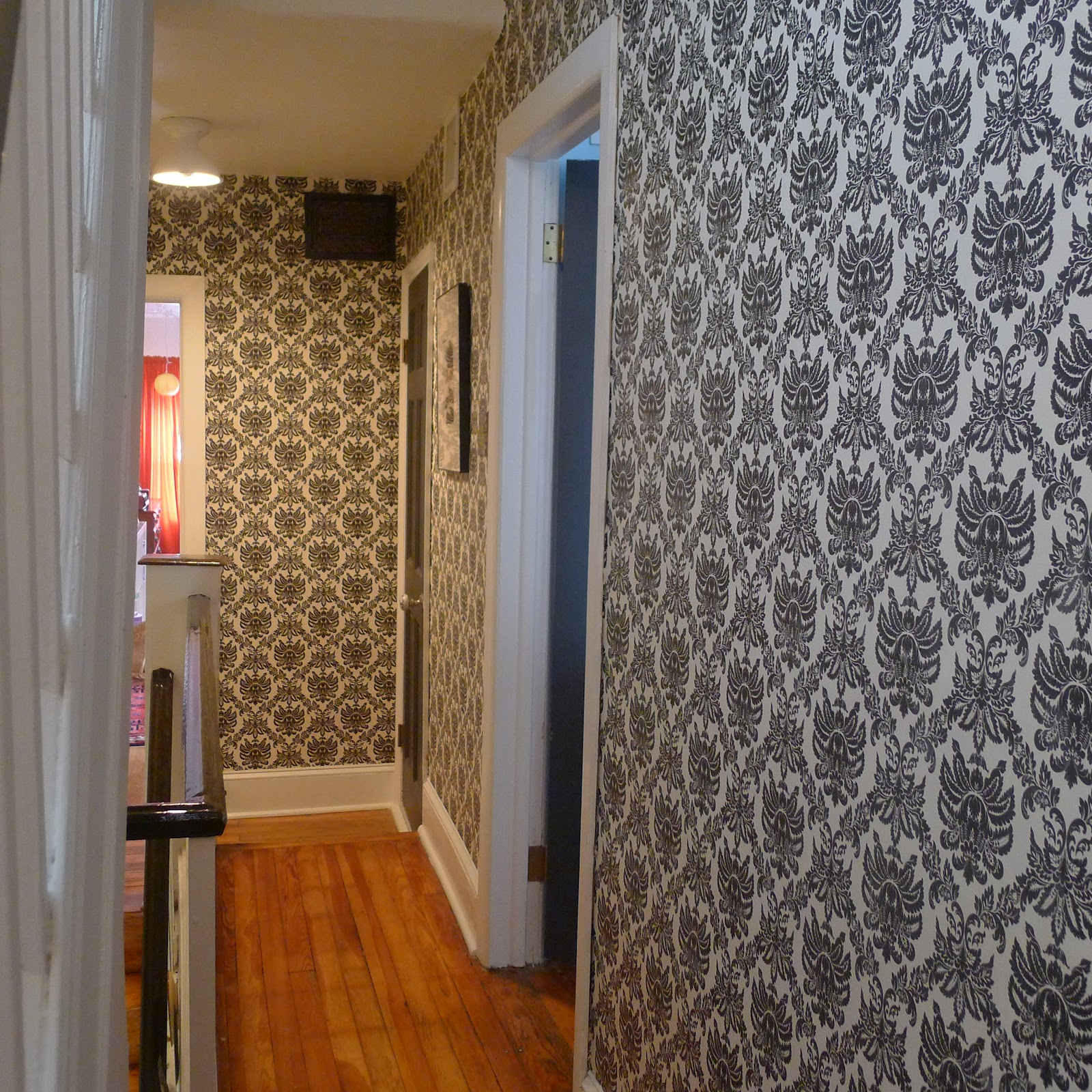 New Entrance Hall Design Ideas About Trends 2017: Wallpaper For Hall