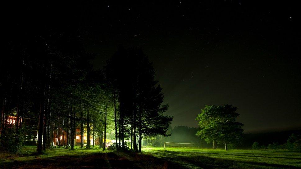 night on a summer camp wallpaper   ForWallpapercom 969x545