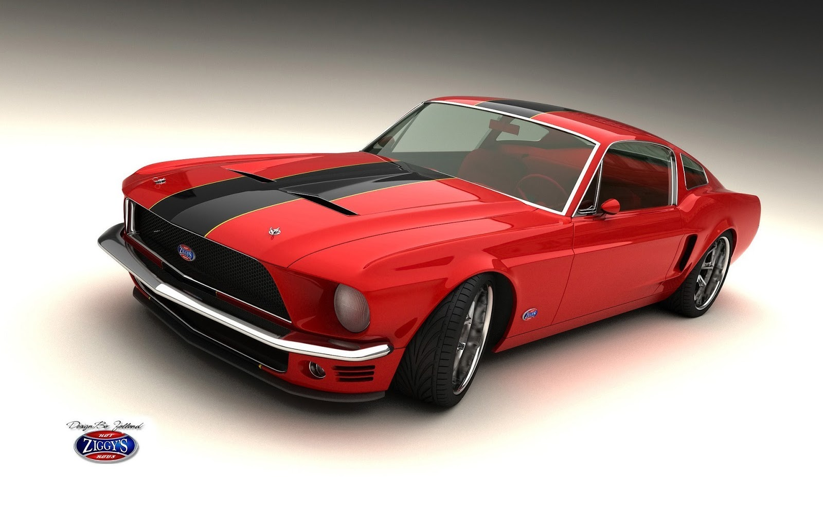 HD Wallpapers Collection muscle cars mustang 1600x994