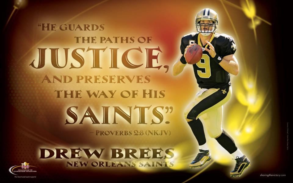Drew Brees FCA Resources 960x600