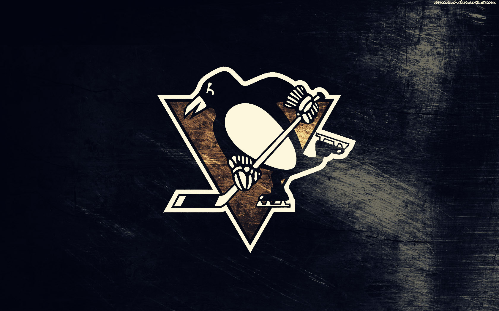 Pittsburgh Penguins Logo by Cmuciik 1680 x 1050 1680x1050