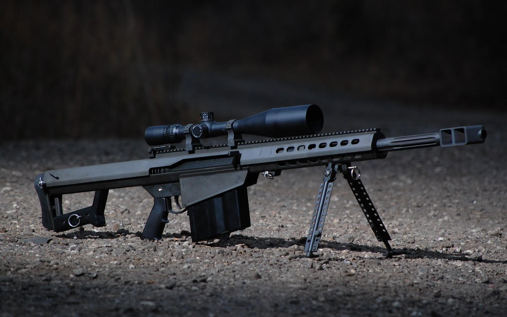 Sniper Gun Wallpapers HD Unique HD Wallpapers 1680x1050