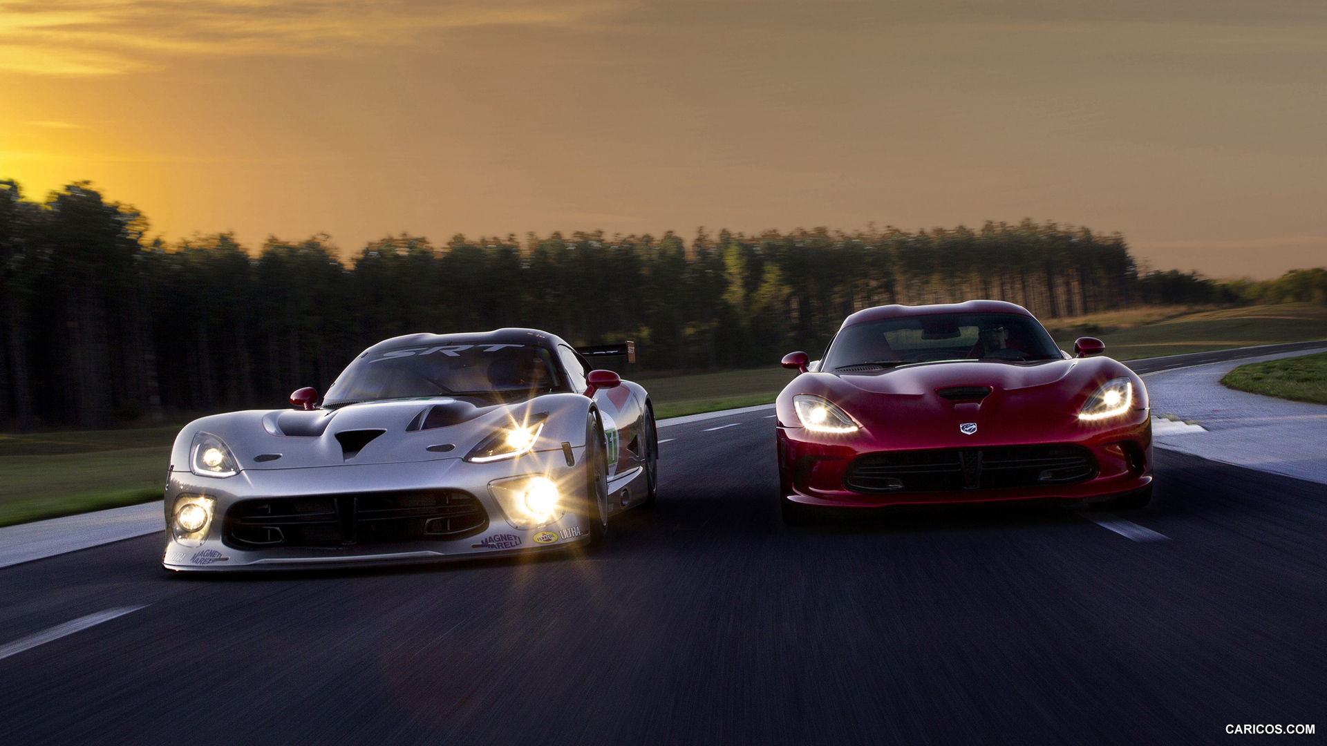 Srt viper wallpaper   SF Wallpaper 1920x1080