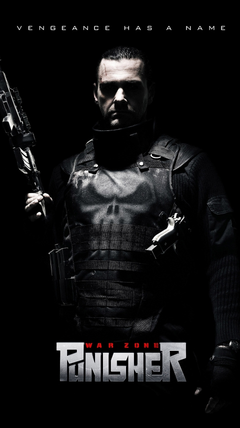 480x854 HD punisher htc one wallpapers mobile background