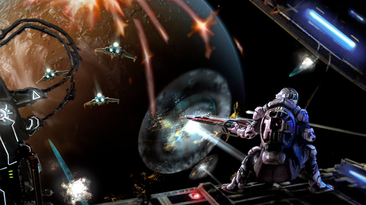 Space Battle Wallpapers to Cover Your Desktop in Glory 1200x675