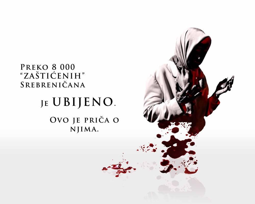 Srebrenica Cenotaph 7 by bojanmustur 1000x800