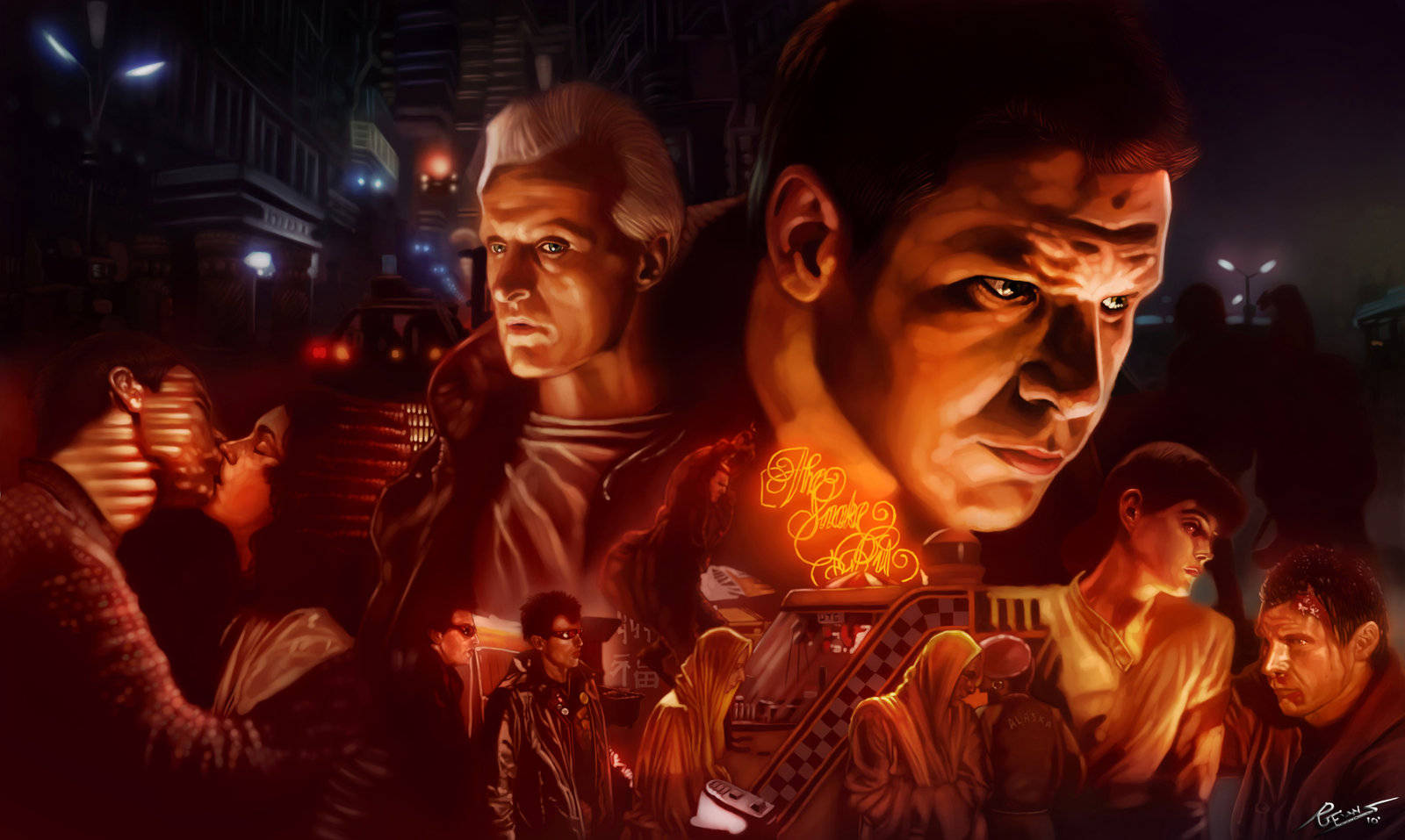 Blade Runner 1600957 Wallpaper 943915 1600x957