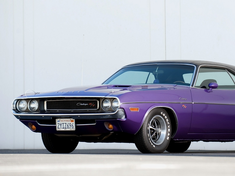 800x600 vintage cars muscle cars dodge challenger classic cars 800x600
