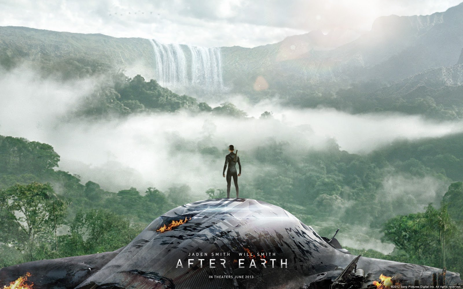 After Earth Alien HD Wallpaper Background Images 1600x1000