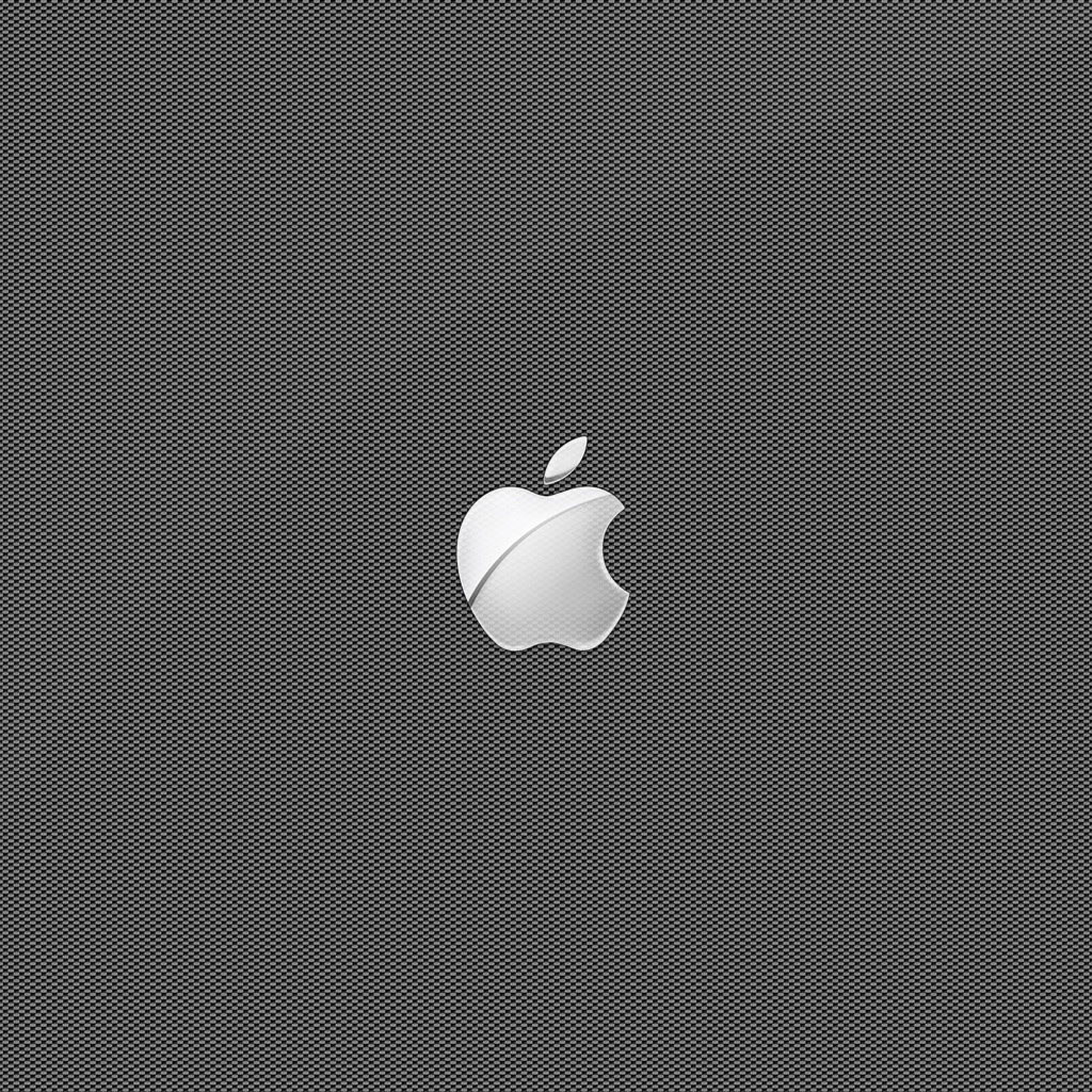 iPad Wallpapers Official apple logo   Apple iPad iPad 2 iPad mini 1024x1024